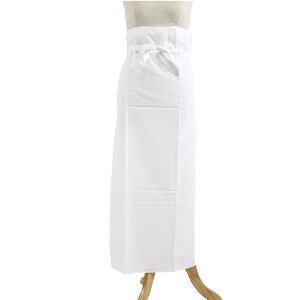 メール便送料無料 訳あり 日清紡謹製 女物 裾除け 白 M Lサイズ 綿100% すそよけ こしまき 着物 着付け 女性用 レディース 婦人物 和装下着 和装肌着 インナー 日本製 三ツ桃 さらし 1点メール