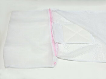 ゆかた・きもの専用洗濯ネット京都のきもの屋さんが作った洗濯ネット浴衣着物長襦袢ズボンなど長さがあるものを3回たたんで洗濯機に入れるだけ1点のみメール便OK