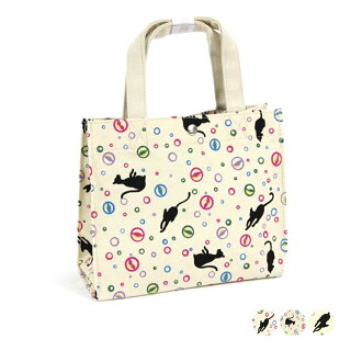 Only as for one point of casual clothes size small and medium size lesson bag cat handle which OK back lunch enter even the handbag tote bag Eco back clothes that there is reason in in Japanese dress, and a lunch bag lesson Lady's woman goes out to