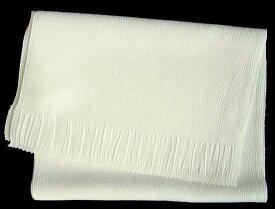 正絹ちりめん帯揚げ (白) 3枚までメール便可 着物 小紋 紬 おしゃれ パッチワーク