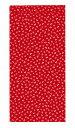 踊り衣裳 反物 綸子長襦袢地 淀印 白×赤 取り寄せ商品 日本の踊り 掲載 着付小物 着物 肌着 民謡 発表会 稽古 メール…