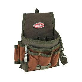 【Bucket Boss(バケットボス)】 ツールポーチ Flap Fit™ 作業用ウエストバッグ 腰袋