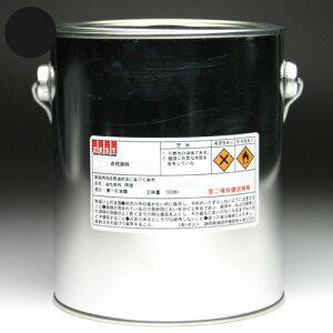 水性塗料【ブラック】1000ml