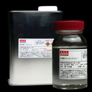 新3Hウレタンクリアー 主液1000ml 硬化剤100ml セット