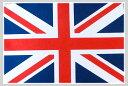 世界の国旗 ミニタオル・ハンドタオル イギリス国旗柄 英国 ユニオンジャック(素早い吸水・速乾のマイクロファイ…