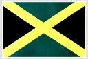 世界の国旗 ミニタオル・ハンドタオル ジャマイカ国旗柄(素早い吸水・速乾のマイクロファイバー生地)ミニメガネ拭…