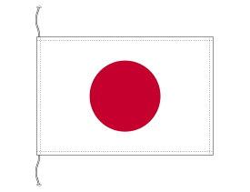 日本 国旗 卓上旗 旗サイズ16×24cm テトロントロマット製 日本製 世界の国旗シリーズ