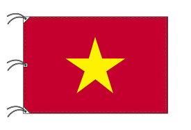 ベトナム 国旗 140×210cm テトロン製 日本製 世界の国旗シリーズ
