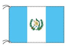 世界の国旗 グアテマラ・高級国旗セット【アルミ合金ポール・壁面取付部品付】【smtb-u】