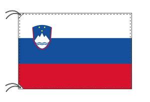 世界の国旗 スロベニア・高級国旗セット【アルミ合金ポール・壁面取付部品付】【smtb-u】