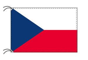 世界の国旗 チェコ・高級国旗セット【アルミ合金ポール・壁面取付部品付】【smtb-u】
