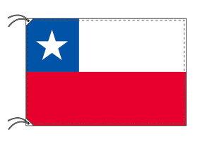 世界の国旗 チリ・高級国旗セット【アルミ合金ポール・壁面取付部品付】【smtb-u】