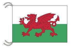 世界の国旗 ウェールズ MLサイズ(450×675mm)ラグビー強豪国