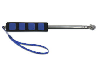 紧凑伸缩杆为信号量和与响应 120 厘米