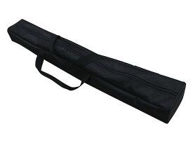旗収納ケース(M) ハンディバッグ 黒ナイロン(サイズ:132×13×10cm TOSPA3m及び4mシルバーポール対応)