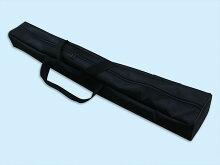 旗収納ケース(M)ハンディバッグ黒ナイロン(サイズ:132×13×10cmTOSPA3m及び4mシルバーポール対応)あす楽対応