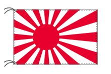 海軍旗[旭日旗・大日本帝国海軍旗・軍艦旗][テトロン・140×210cm]あす楽対応・安心の日本製