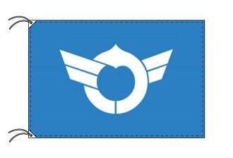 滋賀縣旗子(90*135cm、全國47都道府縣旗子、特托龍製造、日本製造)