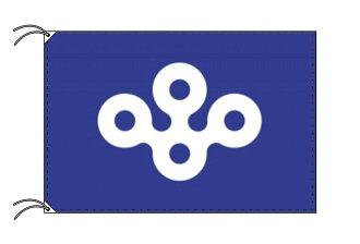 大阪府旗子(50*75cm、全國47都道府縣旗子、特托龍製造、日本製造)