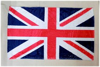 세계의 국기 무릎 걸어・블랭킷 영국 국기・영국 유니언 잭무늬(마이크로 화이바 천) 스포츠 관전 응원용 플래그