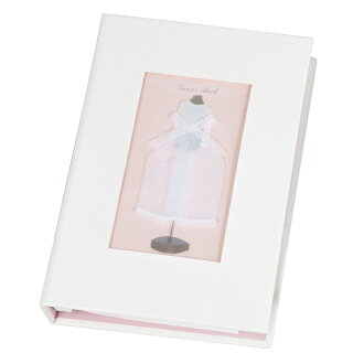 Message book guest card file dress pink wedding reception guest book guest book card paper