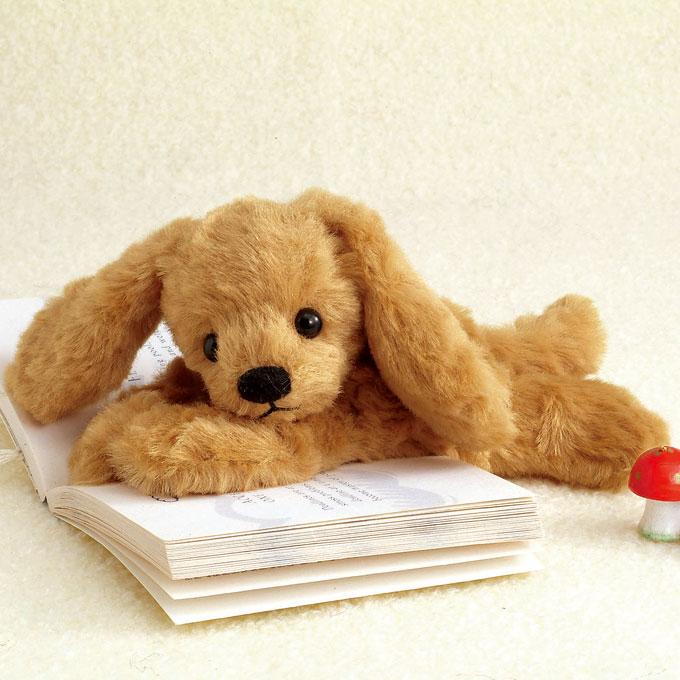 【15%割引セール中】くたくたドッグ キャバリア(手作りキット)【手芸(ぬいぐるみ)】ハマナカ テディベア 犬 ベビー いぬ 犬 イヌ ドッグ 出産祝
