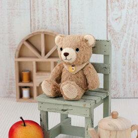 ソフトファーベア(手作りキット) 手芸(オーガニック) ハマナカ オーガニックコットン ファー くま 出産祝 ベビー くま 熊 クマ ベア 出産