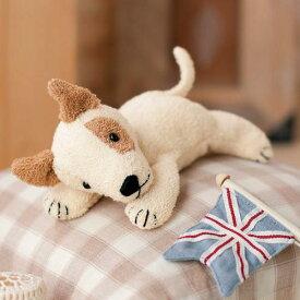 くたくたブルテリア(手作りキット) 手芸(オーガニック) ハマナカ オーガニックコットン ブルテリア 出産祝 ベビー イヌ 犬 いぬ ドッグ