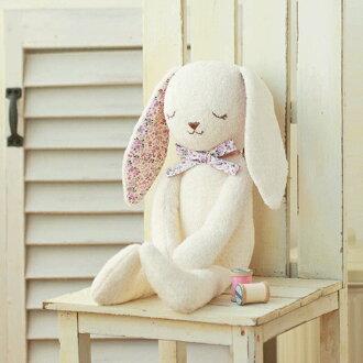 Rabbit (handmade kit) Hamanaka babydoll delivery celebration cotton rabbit rabbit rabbit of the soft feel