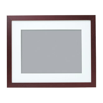 Amount of wooden frame (brown) [W-37] wedding ceremony frame welcome board Olympus (オリムパス)