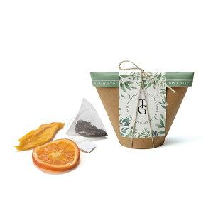 結婚式 プチギフト ドライフルーツ 紅茶 フルーティー イン カップ(マンゴー&オレンジ) おしゃれ ウェディング パーティー 二次会 ブライダル ギフト 送賓 お見送り 退職 お礼 お返し