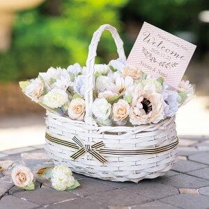 ウェルカムオブジェ プチギフト 結婚式 愛を込めて花束を!ビアンカ 30個セット ドラジェ お菓子 美味しい おしゃれ ウェディング パーティー 二次会 ブライダル 送賓 お見送り お礼 お返し