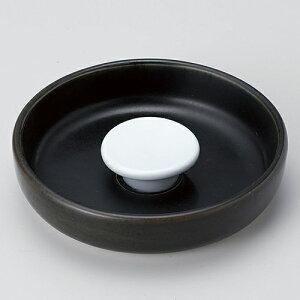 天目つまみ付灰皿 073-43(Z739-146)灰皿 はいざら タバコ 業務用
