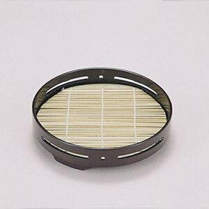 丸竹ス Z409-126ざる蕎麦 ざるソバ ざるそば 蕎麦皿 食器 業務用 業務用食器