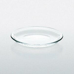 プレート18 P-19306 138-10271(Z810-189)ガラス製品 皿 透明 おしゃれ 飲食店 業務用 業務用食器