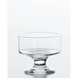 アイスクリーム 33031 6個入り Z811-167ガラス製品 アイスグラス グラス 透明 おしゃれ 飲食店 業務用 業務用食器
