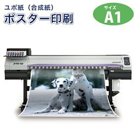 【A1サイズ】ポスター印刷(印刷 オリジナル デザイン イラスト 写真)