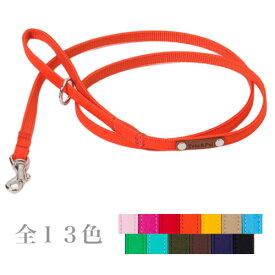 カラー帆布 リード 10mm幅