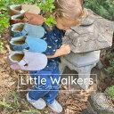 【リトルウォーカー】ファーストシューズ 女の子 男の子 ベビーシューズ ベルクロ マジックテープ 幼児用靴 幼児靴 子…