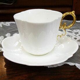 アンティーク デミタス コーヒーカップ&ソーサー aynsley エインズレイ 1899年頃 ヴィンテージ 食器 陶磁器 キッチン雑貨 テーブルウェア ティ—セット 茶器