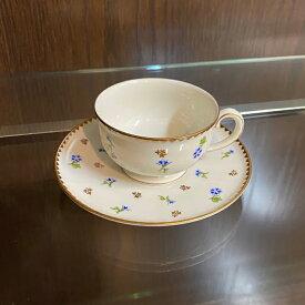 アンティーク カップ&ソーサー Langenthal ラゲンタール スイス ヴィンテージ 食器 陶磁器 キッチン雑貨 テーブルウェア ティ—セット 茶器