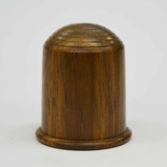 ヴィンテージ ソーイング 裁縫 アイテム インテリア 雑貨 かわいい 指貫 指ぬき 木製 アンティーク ウッド シンブル