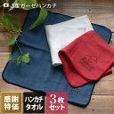 SALE(送料無料)<3枚セット><感謝祭限定>日本製 3重ガーゼ ハンカチタオル / ふきん 布巾 クロス ガーゼタオル …