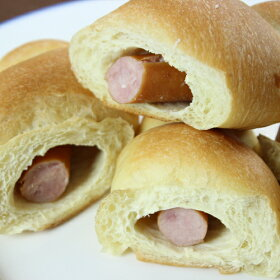 低糖質ウインナーロールパン4個入り美味しい糖質制限食♪ダイエット中の方にも!