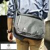 教育署克鲁格休闲挎包黑 14 5129 / 男装男子斜酱包和信使包 /B5 迷你 iPad / 尼龙包背包袋和奥诺弗雷 / 轻 / 包 /