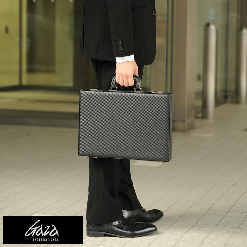 青木鞄 GAZA アタッシュケース A4対応 日本製 ATTACHECASE No.6251