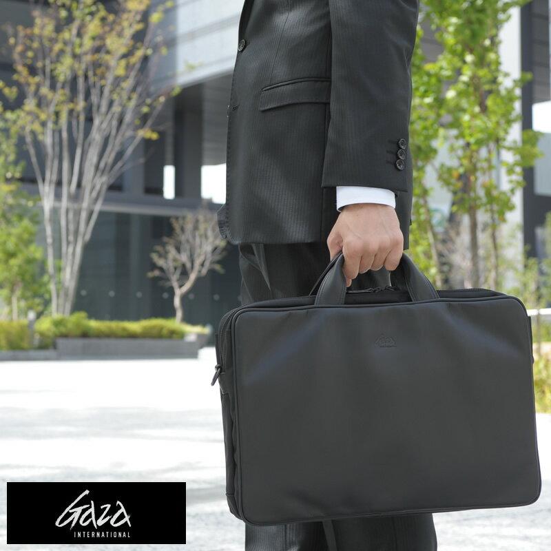 青木鞄 GAZA ビジネスバッグ LOAM No.6123-10 男性用 メンズ ビジネスバッグ 2way B4 革 本革 レザー 鞄 かばん 日本製 青木鞄 ブリーフケース 軽量 【送料無料】