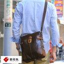 豊岡鞄 ショルダーバッグ 縦型 PUコート帆布 豊岡 かばん ななめ掛け かっこいい 日本製 おしゃれ 斜めがけ B5 ショル…
