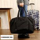 NOMADIC ノーマディック 折りたたみボストンバッグ Lサイズ(32リットル) /男性用 メンズ/ボストンバッグ/旅行/2泊 3…