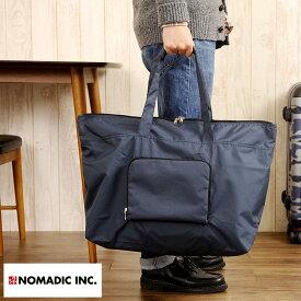 ボストンバッグ 旅行 大容量 折りたたみ NOMADIC ノーマディック 軽量 旅行バッグ ワイド M (21リットル) トラベルバッグ 大きい ナイロン シンプル 軽い ボストン バッグ たためる 【楽ギフ_包装】